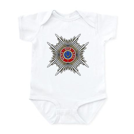 Golden Spur (Papal Order) Infant Bodysuit