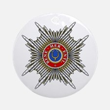 Golden Spur (Papal Order) Ornament (Round)