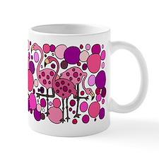 Colorful Flamingo Original Art Mug