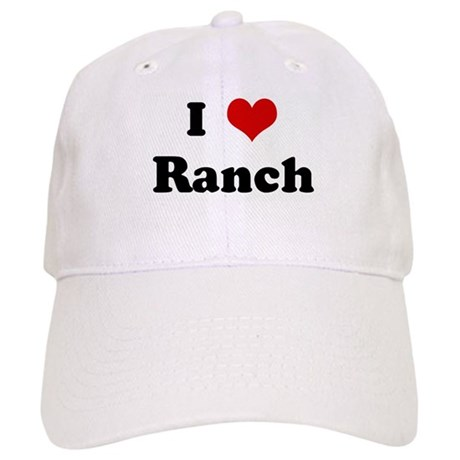 I Love Ranch Cap