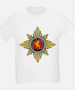 Golden Lion (Hesse) Kids T-Shirt