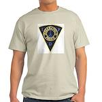 Indianapolis Police Ash Grey T-Shirt
