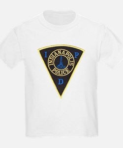 Indianapolis Police Kids T-Shirt