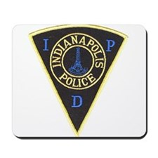Indianapolis Police Mousepad