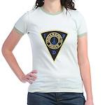 Indianapolis Police Jr. Ringer T-Shirt