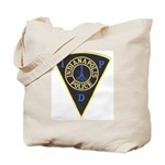 Indianapolis Police Tote Bag