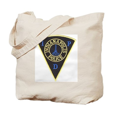 Indianapolis Police Tote Bag