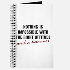 Attitude Hammer Journal