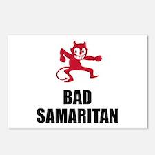 Bad Samaritan Postcards (Package of 8)