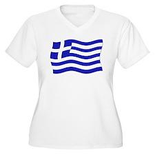 Like_Greek2.psd T-Shirt