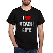 I * Beach Life T-Shirt