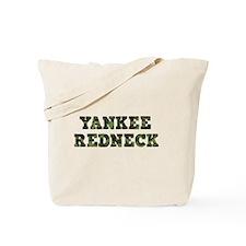 Yankee Redneck Tote Bag