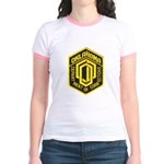 Oklahoma Corrections Jr. Ringer T-Shirt