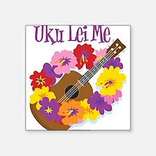 Uku Lei Me Sticker