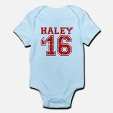 Haley 2016 Infant Bodysuit