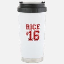 Rice 2016 Travel Mug