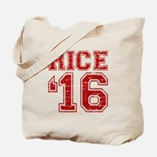 Rice 2016 Tote Bag