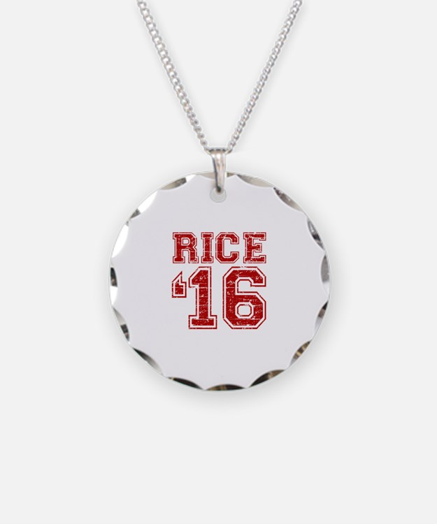 Rice 2016 Necklace