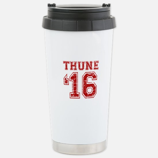 Thune 2016 Stainless Steel Travel Mug