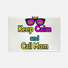 Crown Sunglasses Keep Calm And Call Mom Rectangle