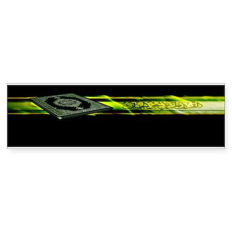 Quran (Bumper) Sticker