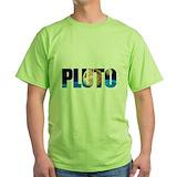 Astronomy Green T-Shirt