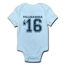 Villaraigosa 2016 Infant Bodysuit