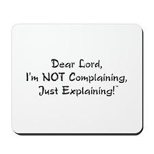 Prayer Mousepad