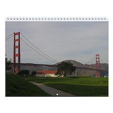 2015 Scenic California Wall Calendar