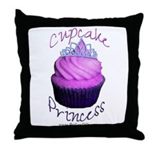 Bri Lyn Desserts & Designs Throw Pillow