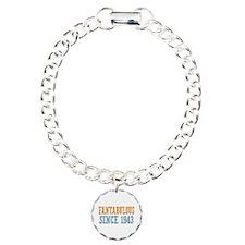 Fantabulous Since 1943 Charm Bracelet, One Charm
