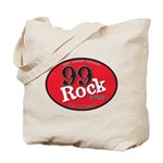 99Rock Tote Bag