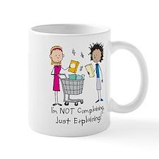 Grocery shopping Mug