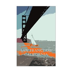 Sailing San Francisco Bay Posters
