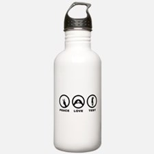Lab Technician Water Bottle