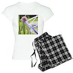 Lavender flower ball Women's Light Pajamas