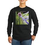 Lavender flower ball Long Sleeve Dark T-Shirt