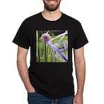 Lavender flower ball Dark T-Shirt