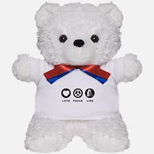 Land Surveying Teddy Bear