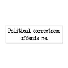 Political Car Magnet 10 x 3