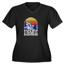 Custom Brown Mountain Bike Peformance Dry T-Shirt