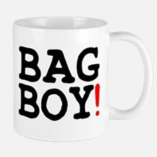 BAG BOY! Small Small Mugs