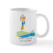 Golf Water Hazard Mug
