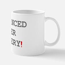ADVANCED MOTHER FUCKERY! Small Mug