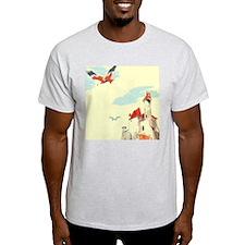 Bird Castle T-Shirt