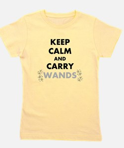 Carry Wands Girl's Tee