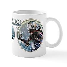 Space Patrol Small Mugs