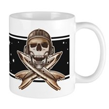 Space Pirate (Rockets) Mug