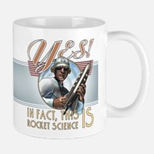 Rocket Science Mug