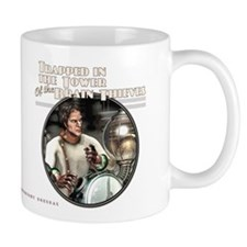 Thrilling Tales: Conniving Doctor Rognvald Small Mugs